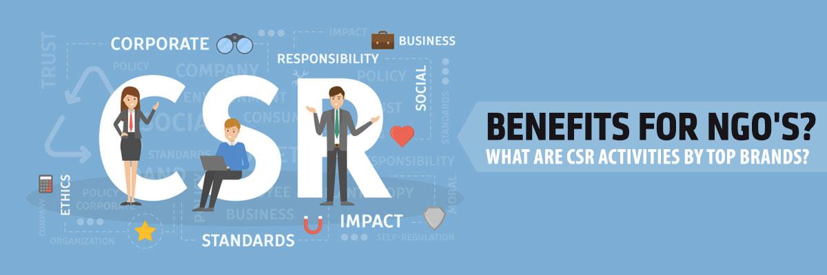 NGO for CSR activities